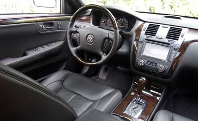 Usa dts - Cadillac cts interior accessories ...