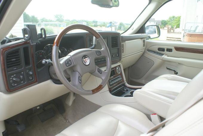 2003 Cadillac Escalade Dash Parts Car Interior Design