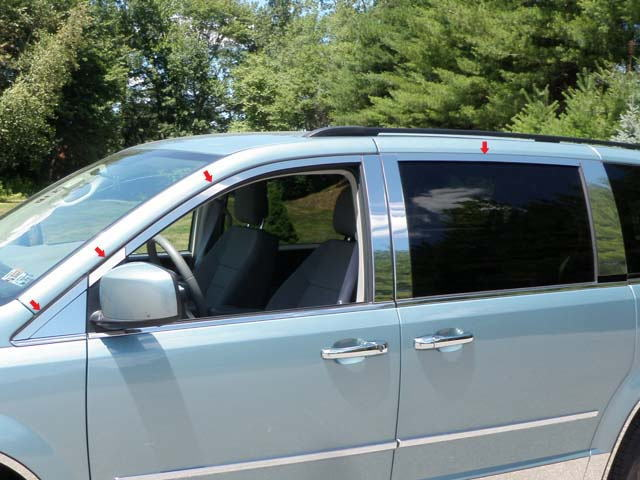 for 2002 chrysler town and country power window problems
